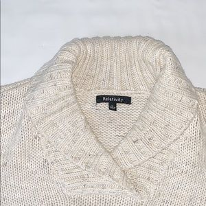 Relativity Sweaters - Relativity | Sweater Cowl Neck Size Large